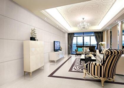 陶瓷十大品牌新润成悄悄告诉你,客厅用什么瓷砖最好!
