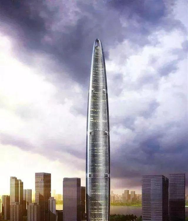 636米!中国第一高楼即将被刷新_14