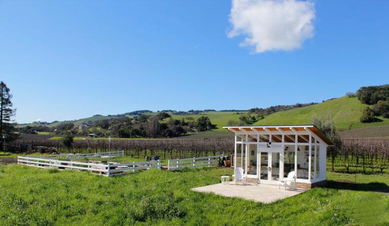 美国加州盆栽小屋-2
