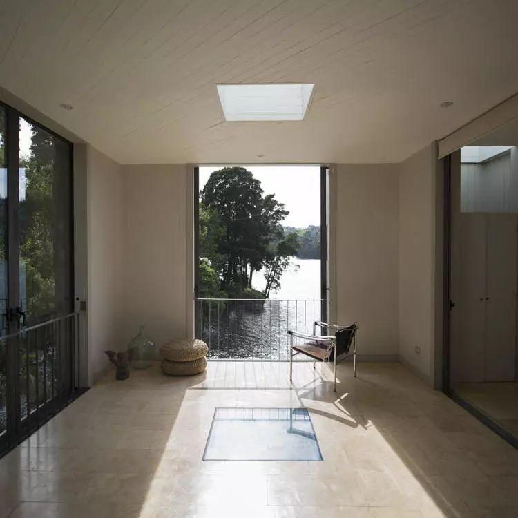 这个智利建筑事务所设计房子,几乎像是一场方形、圆形或其他元素_30