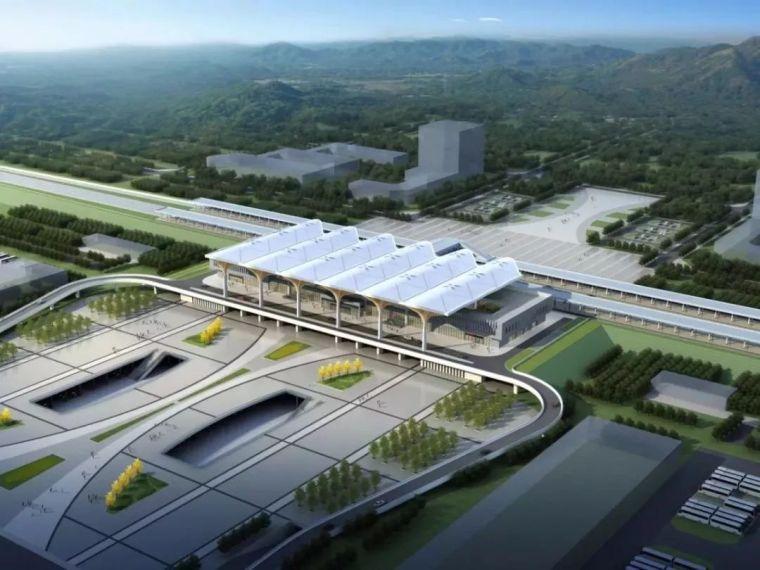 结构单元体与空间塑造,从国内几个高铁站的设计说起_18