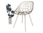 不锈钢椅子3D模型下载