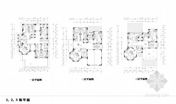 [威海]四星级度假酒店软装设计方案(包含PPT方案)