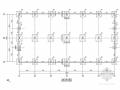 一层钢框架结构二层门式刚架结构药厂仓库结构施工图