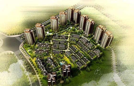 [贵州]高层框剪结构商业住宅小区项目策划书(编制详细)