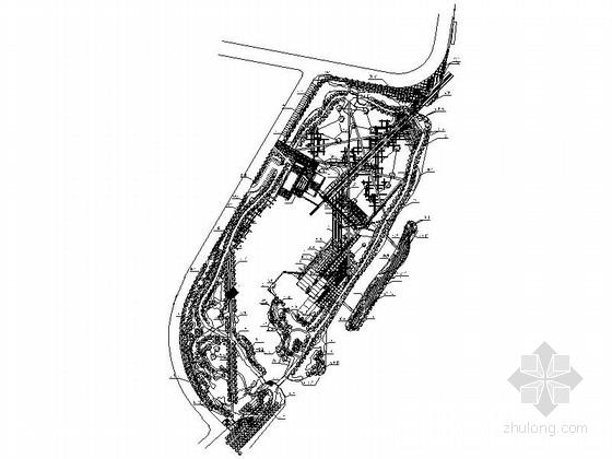 [中山]自然生态滨江公园规划设计施工图