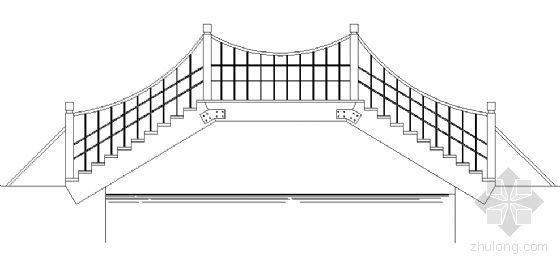 木拱桥详图