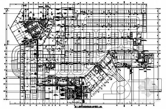[江西]商业广场超高层给排水施工图纸 (195.2米)