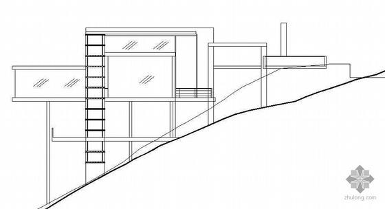天琴半岛某三层别墅单体全套建筑结构水电施工图(大量效果图和模型)