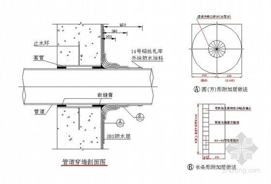 地下室底板卷材防水施工技术交底