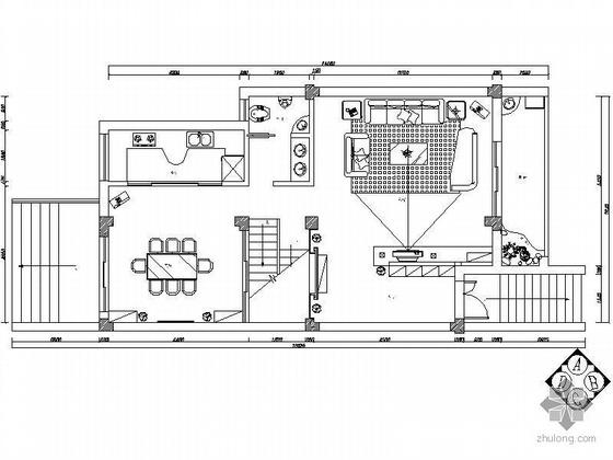 [广东]四层别墅设计图