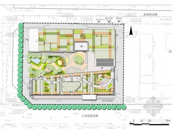 [北京]幼儿园景观设计方案