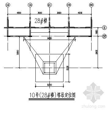 塔吊施工方案(含计算书、结构施工图)