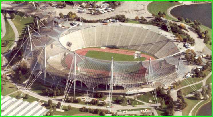 慕尼黑奥林匹克体育场