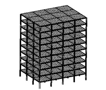 考虑楼板效应的钢结构地震反应对比分析