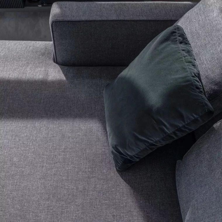 室内设计 130㎡的单身公寓,设计感十足_28