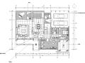 [北京]观塘别墅室内设计施工图