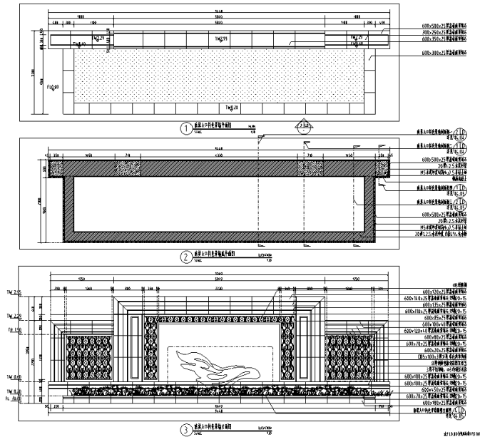 [宁夏]滨湖古典主义高端生态居住区景观设计全套施工图_3