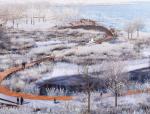 [山东]海滨生态城市地标黄金海岸景观规划设计方案