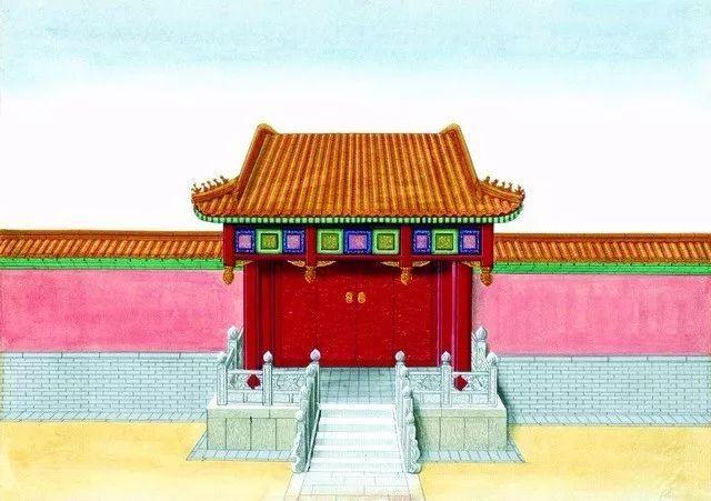 另一个视角:外国人画笔下的中式古典建筑_18