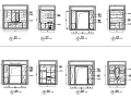 [辽宁]典雅舒适样板房设计施工图(附效果图)