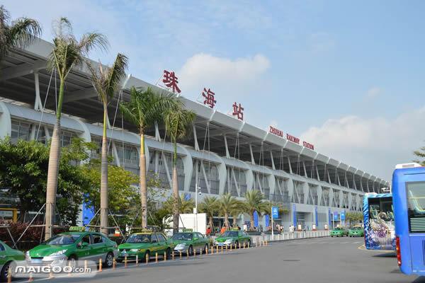 珠海火车站结构设计