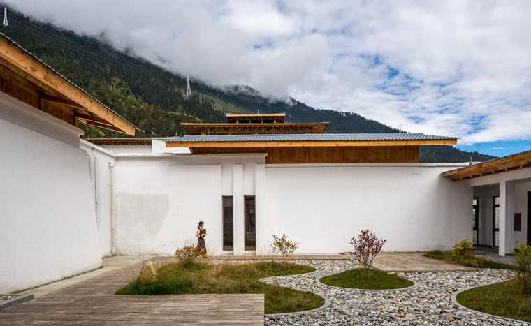 西藏林芝鲁朗度假酒店-8