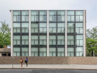 耶鲁大学几何结构美术馆