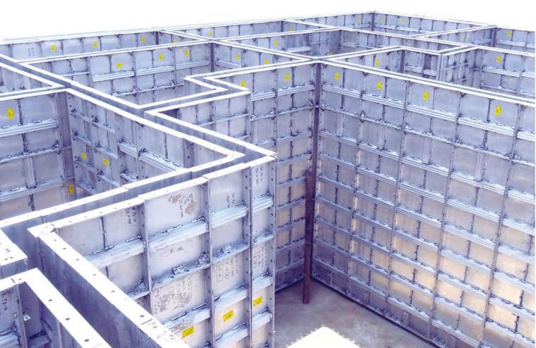 铝模板全过程技术管理(图文并茂)