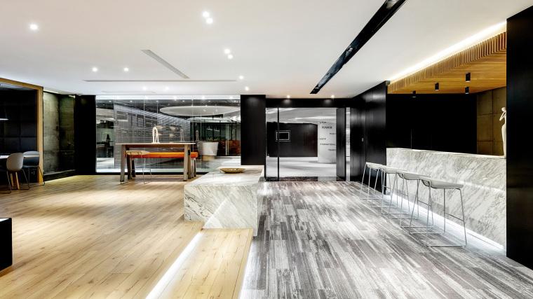 武汉Pinwell创意办公展厅-13