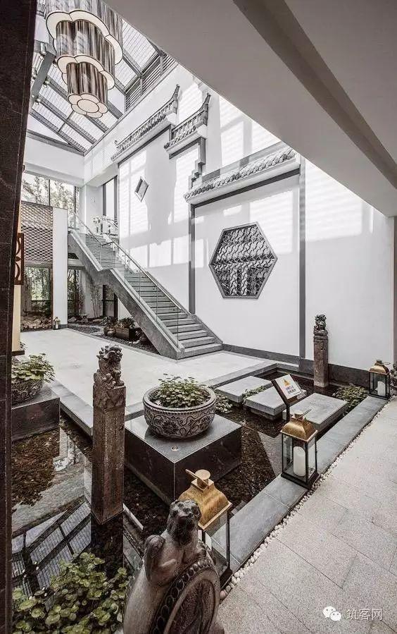 为何中式合院别墅越来越流行?_11