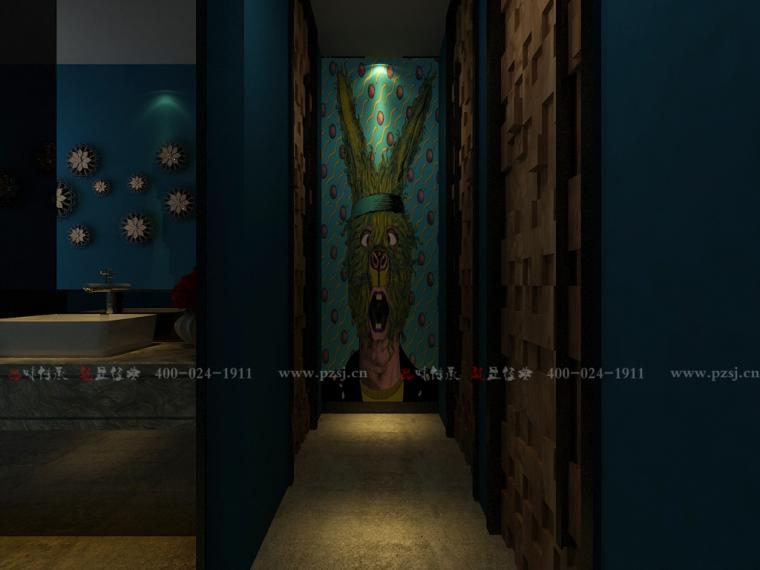 沈阳市中山路热情的斑马艺术休闲吧设计项目效果图震撼来袭-11.jpg