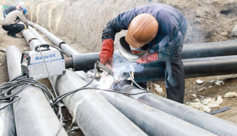 台玻悦达太阳能镜板供热管道施工方案