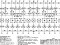 6层带阁楼住宅框架结构施工图(CAD,14张)