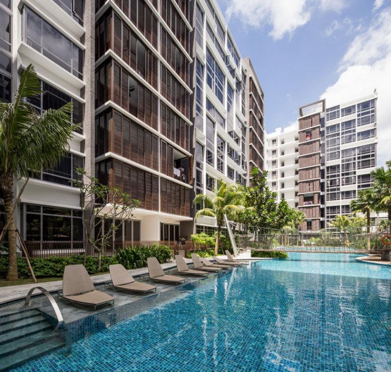新加坡Lanai住宅区_6