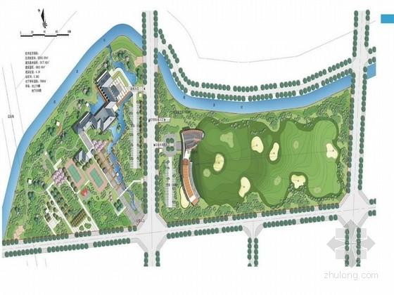 [成都]滨河生态休闲公园景观规划设计方案