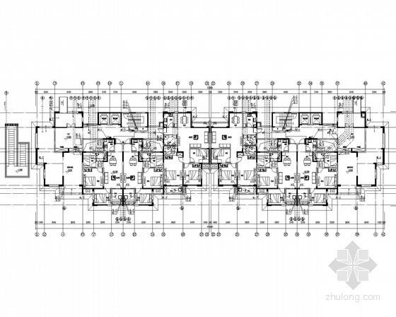 [安徽]高层二类住宅楼给排水消防施工图