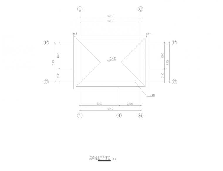 江西某经济型别墅全套施工图(建筑结构水电)_26