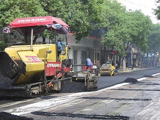 [河南]经济开发区道路改造工程施工  图设计(83张图)