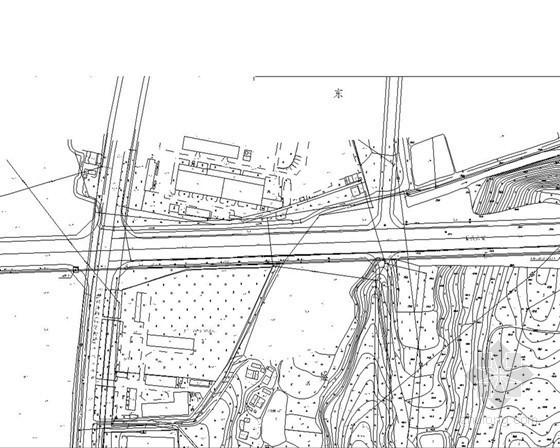 [湖北]热电厂厂外补水管道安装图(知名设计院)
