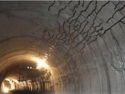 隧道衬砌中质量通病的表现、原因及防治措施