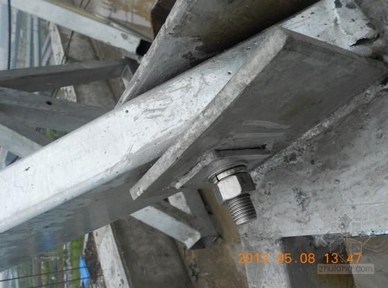 [上海]高层商务办公楼单元体幕墙吊装专项施工方案