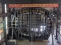 走进现场|大型1:1异型管片直立式结构试验过程!