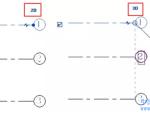 bim设置每层轴网资料免费下载