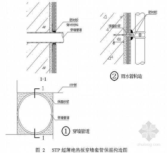 STP超薄绝热板外墙外保温系统施工技术交底
