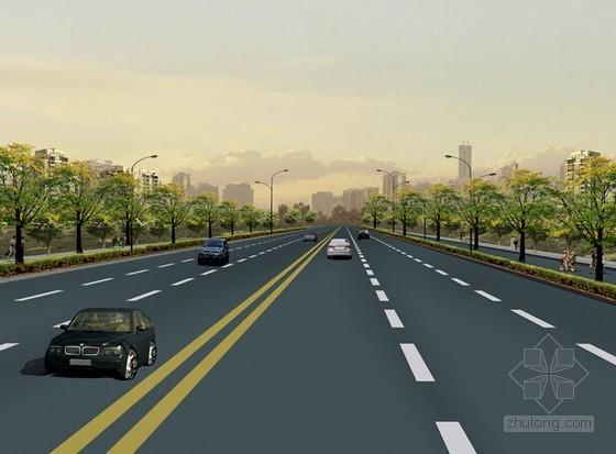 [湖南]市政道路工程量清单计价实例(含施工图纸)