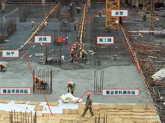 建筑工程施工现场各分部工程实用图文详解(313页 大量图片)