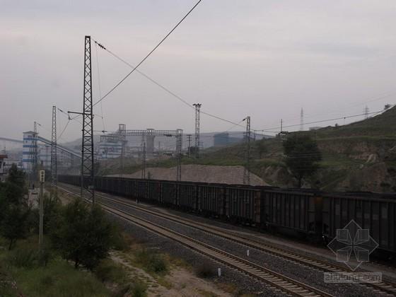 [山西]矿区铁路专线工程安全控制计划方案(2013)