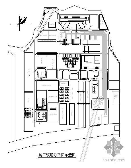 福建某电厂工程施工组织设计(2×600MW机组)