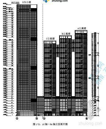 天津某高层超高层综合建筑施工组织设计(创鲁班奖)